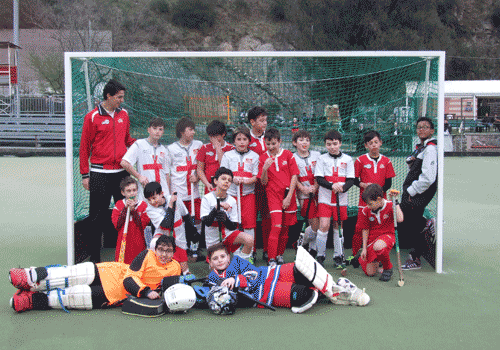 Under 12 Bad Lake e Cus Genova